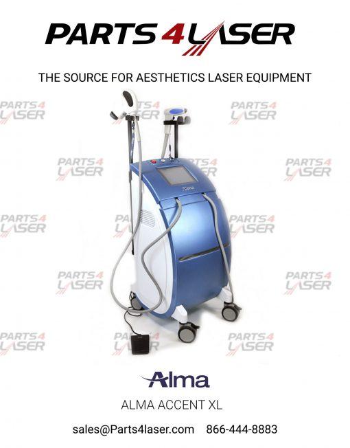 accent laser machine
