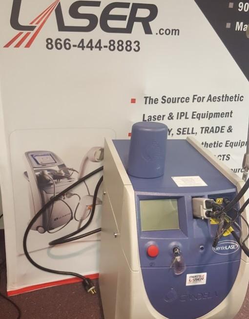 gentlelase machine