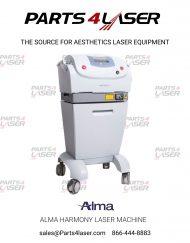 alma harmony laser machine