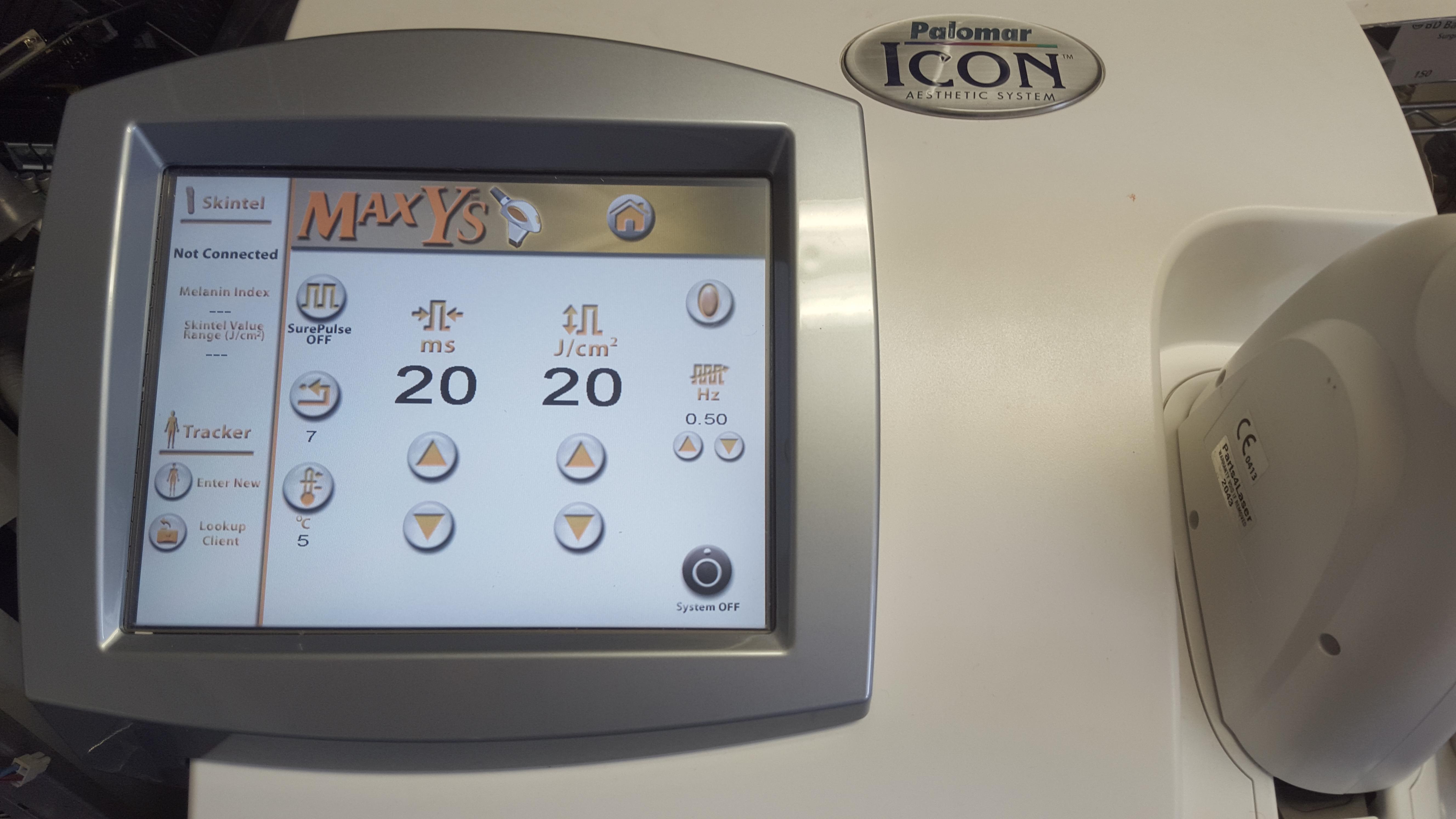 Palomar Icon Chiller Fluid Cooling Parts4laser