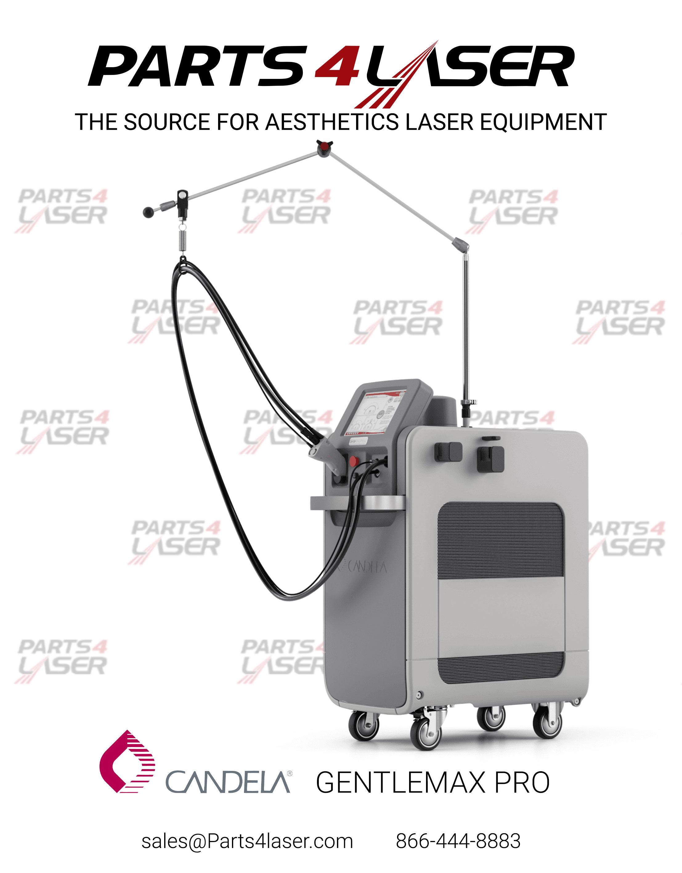 Candela Gentlemax Pro Gentlelaser Pro Laser Machine Gmax