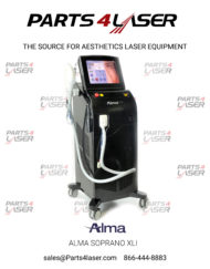 ALMA SOPRANO XL – Parts4Laser