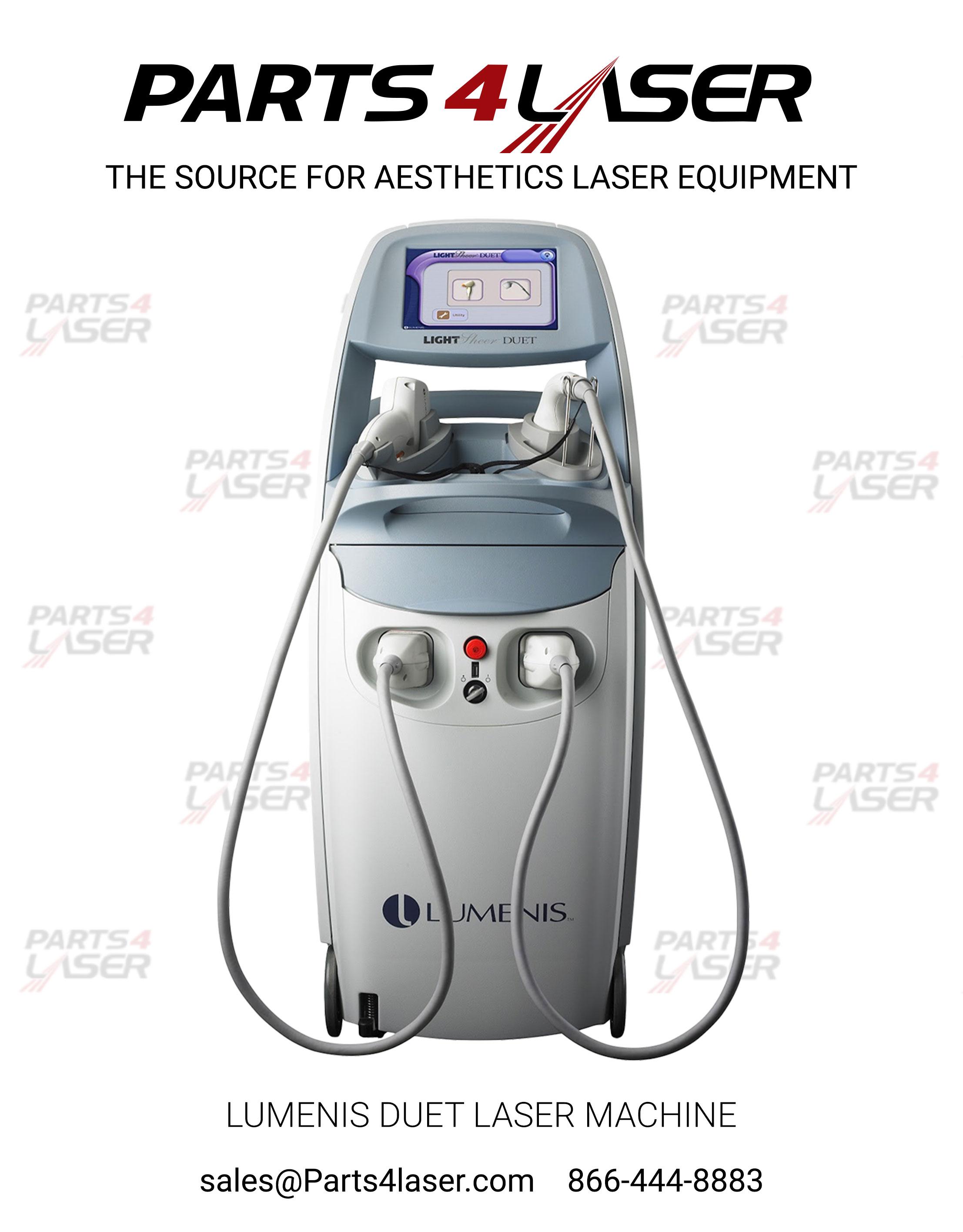 Lumenis Duet Laser Machine Diode Laser Hair Removal Laser