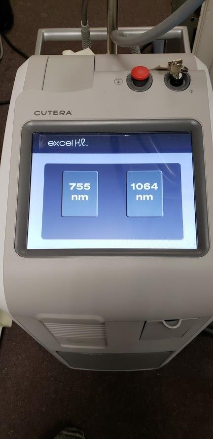 Cutera Excel Hr Laser Machine Parts4laser