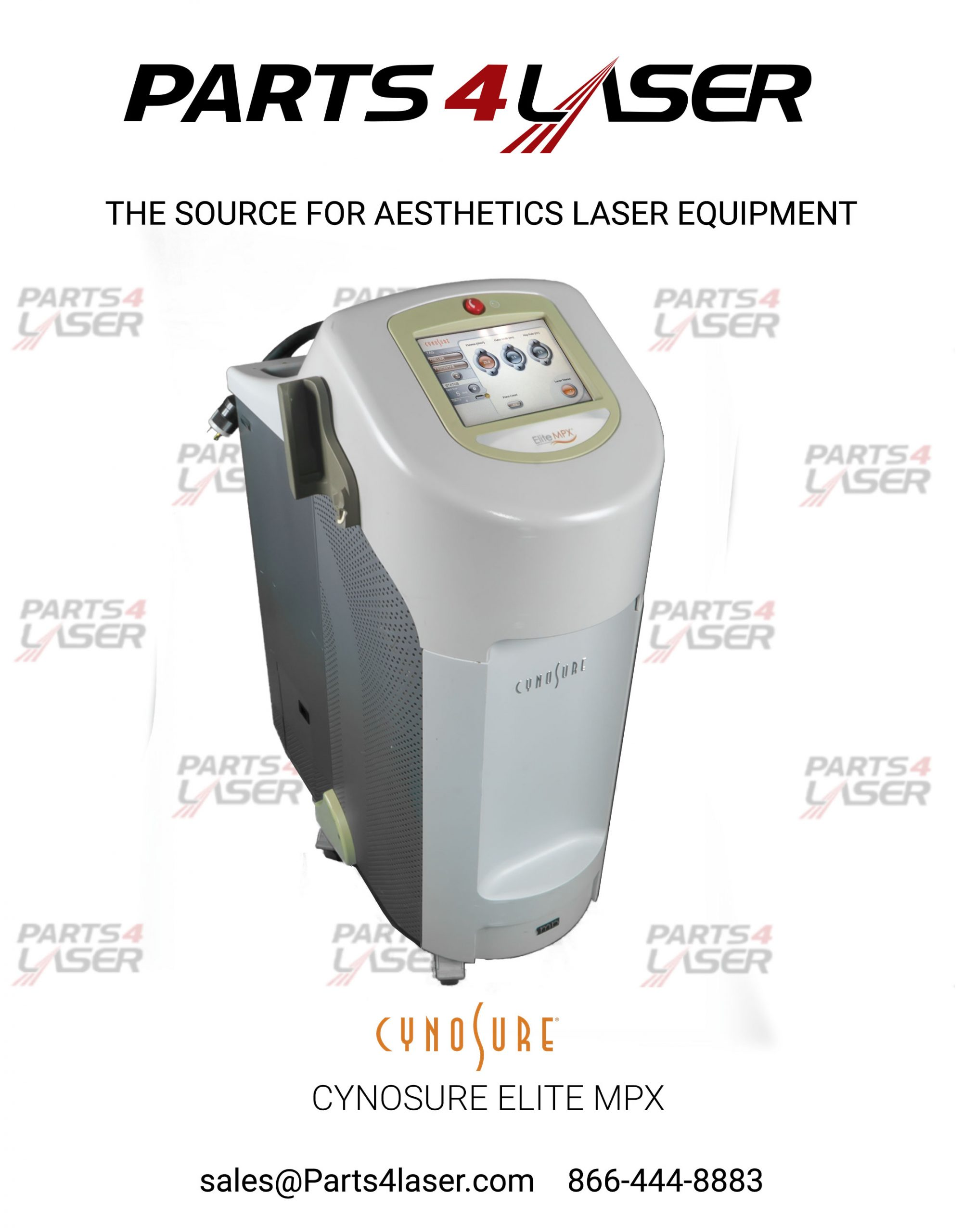 Cynosure Elite Mpx Laser Machine Parts4laser