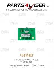 CYNOSURE-pcb-aiming-led-710-0132-010